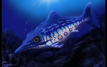 Animal - Ophthalmosaurus Wallpapers and Backgrounds ID : 410832