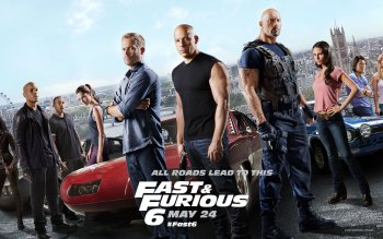 Película - Fast & Furious 6  Wallpapers and Backgrounds ID : 410956