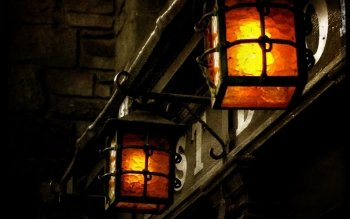 Man Made - Lantern Wallpapers and Backgrounds ID : 410999
