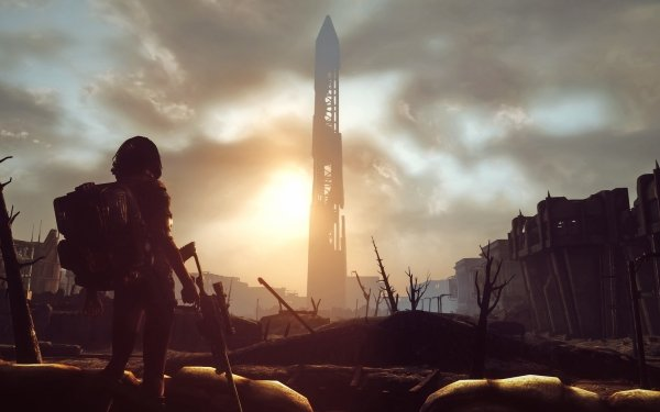 Video Game Fallout 3 Fallout HD Wallpaper   Background Image