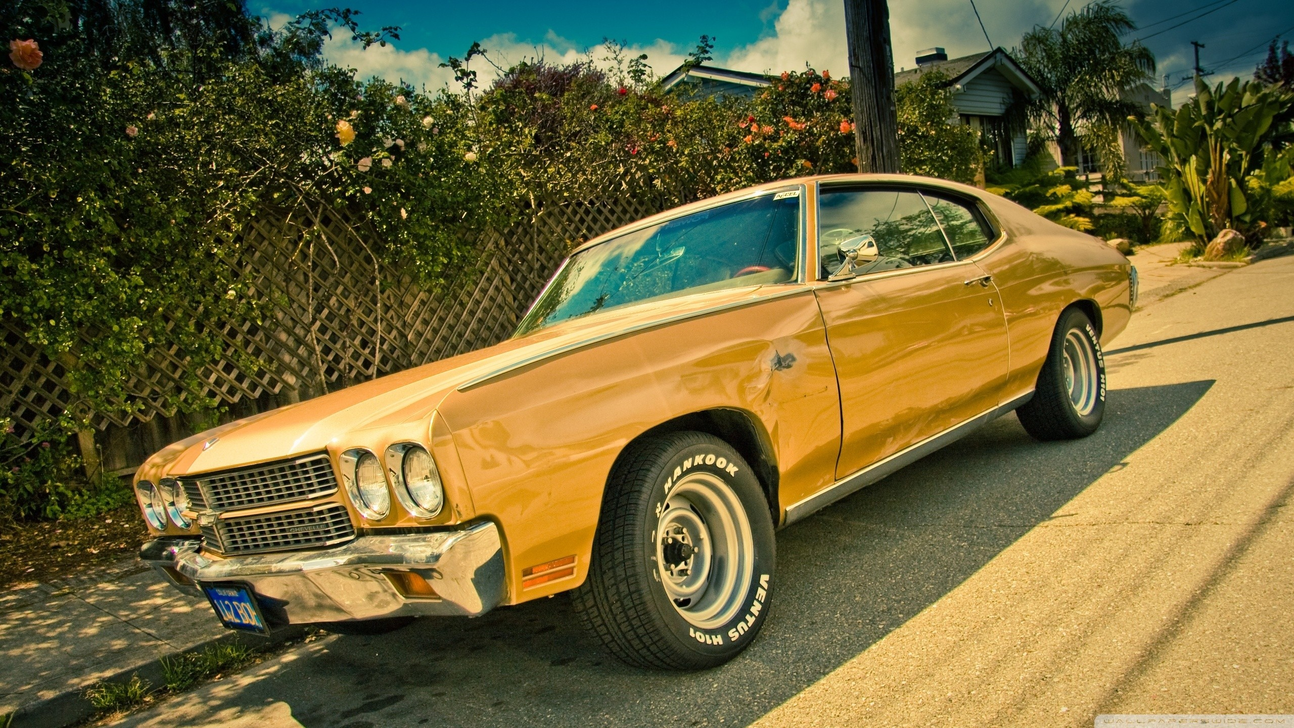 Chevrolet Chevelle SS Full HD Wallpaper and Background ...