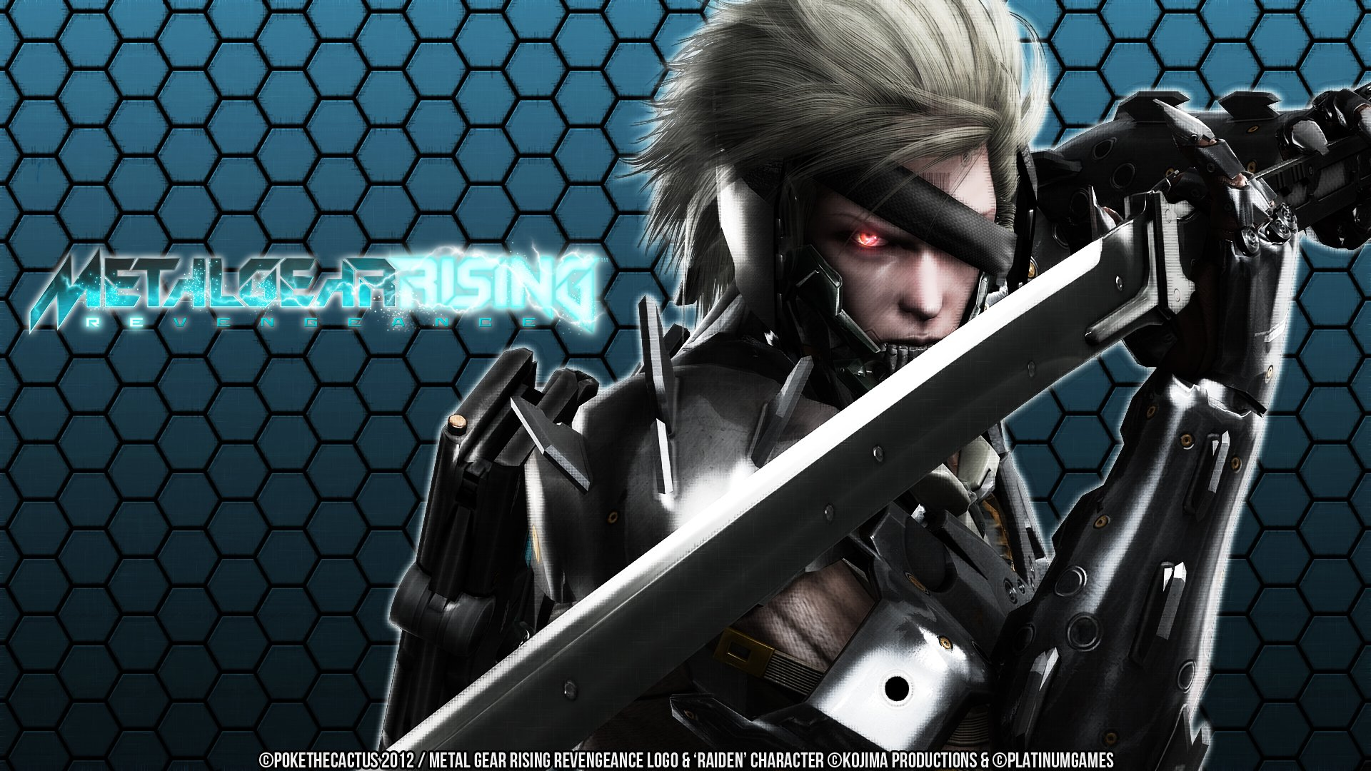 55 metal gear rising: revengeance hd wallpapers | background images