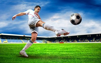 Sports - Soccer Wallpapers and Backgrounds ID : 411202