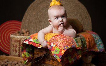 Fotografia - Baby Wallpapers and Backgrounds ID : 411429