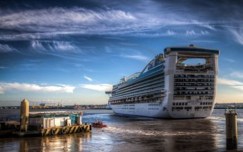 Vehicles - Cruise Ship Wallpapers and Backgrounds ID : 411462
