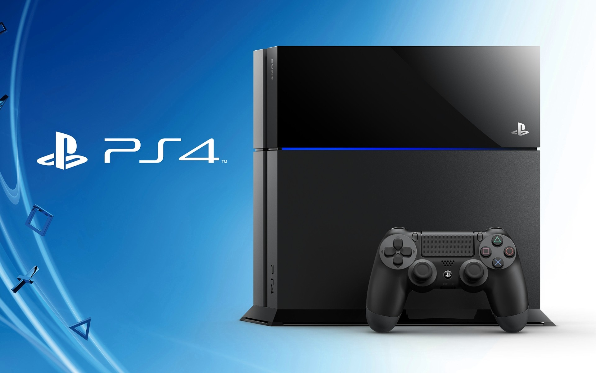 14 Playstation 4 HD Wallpapers | Backgrounds - Wallpaper Abyss