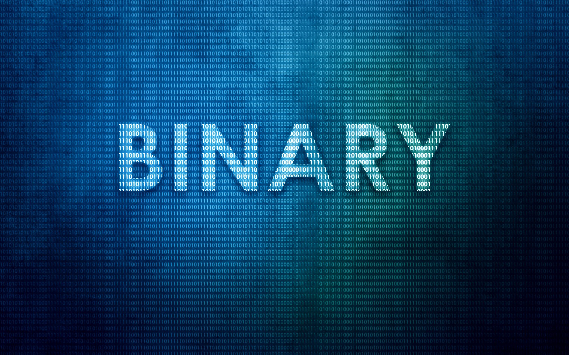 Binary Computer Wallpapers, Desktop Backgrounds 1920x1200 Id: 412683