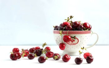 Alimento - Cherry Wallpapers and Backgrounds ID : 412079