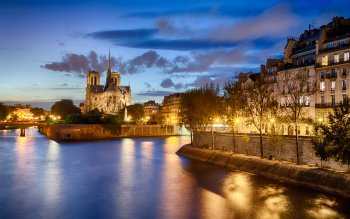 Religious - Notre Dame De Paris Wallpapers and Backgrounds ID : 412608