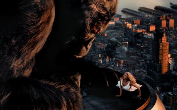 Movie - King Kong Wallpapers and Backgrounds ID : 412911