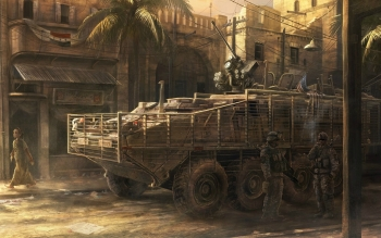 Military - Vehicle Wallpapers and Backgrounds ID : 412974