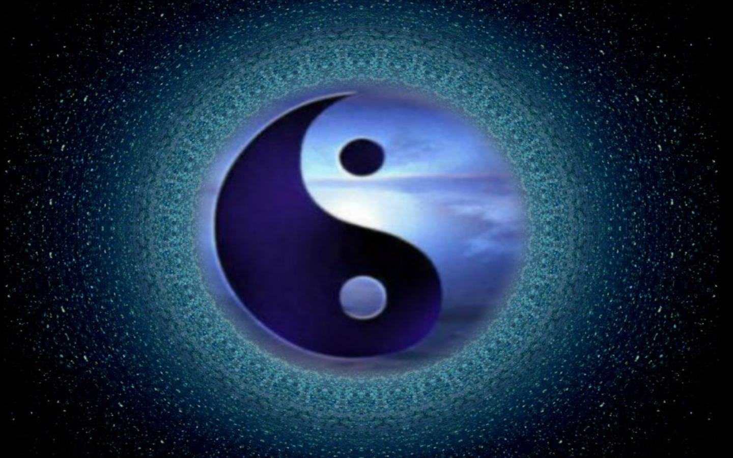 Yin & Yang Wallpaper and Background | 1440x900 | ID:413571
