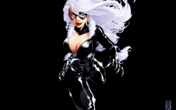 Comics - Black Cat Wallpapers and Backgrounds ID : 413213