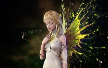 Fantasy - Fairy Wallpapers and Backgrounds