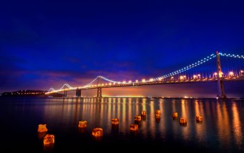 Hecho Por El Hombre - Oakland Bay Bridge Wallpapers and Backgrounds ID : 413810