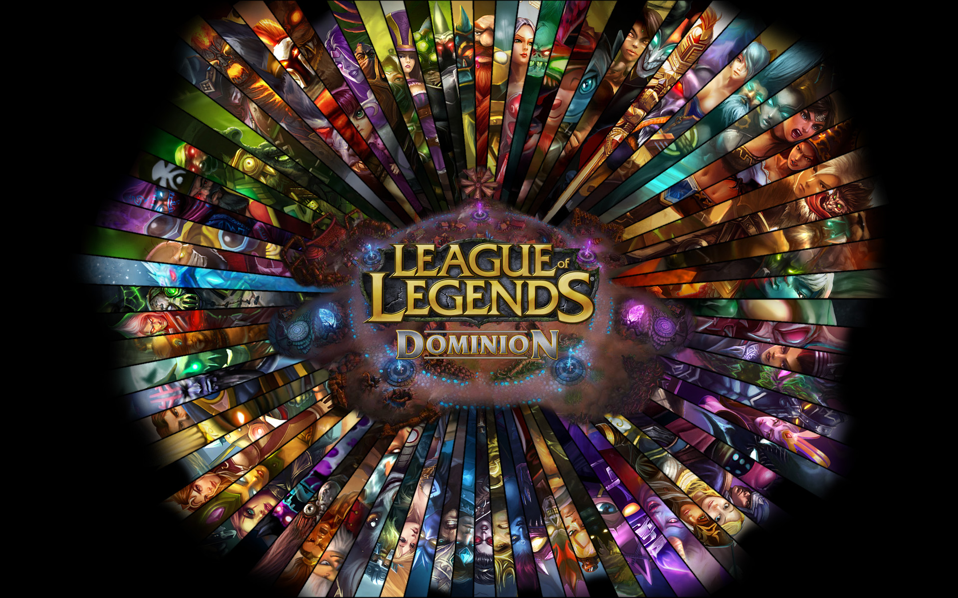 League Of Legends Full HD Wallpaper And Background Image