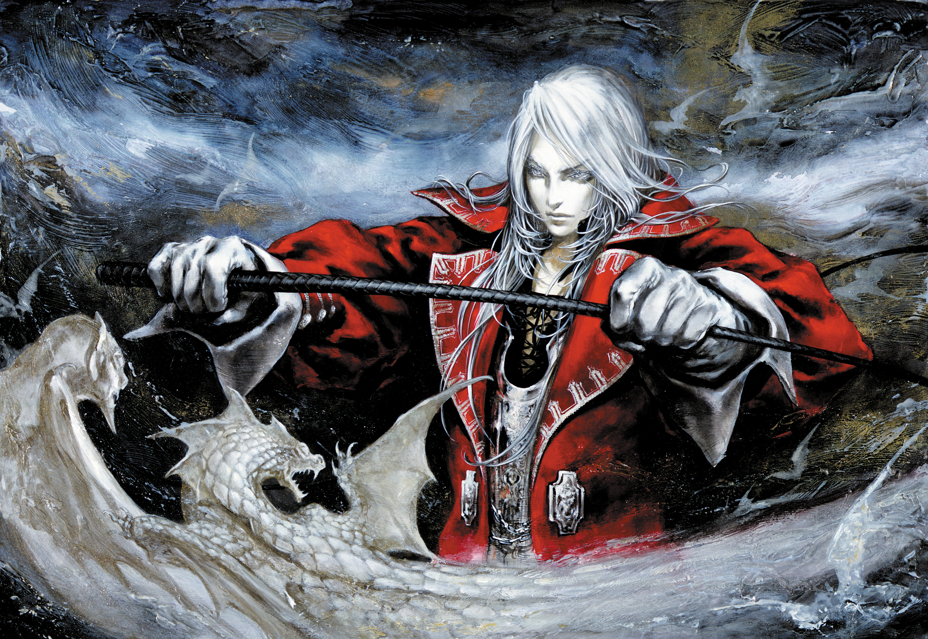 6 Castlevania Symphony Of The Night HD Wallpapers