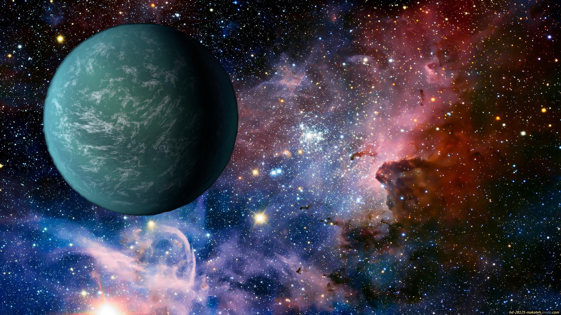 Exoplanet Computer Wallpapers, Desktop Backgrounds ...