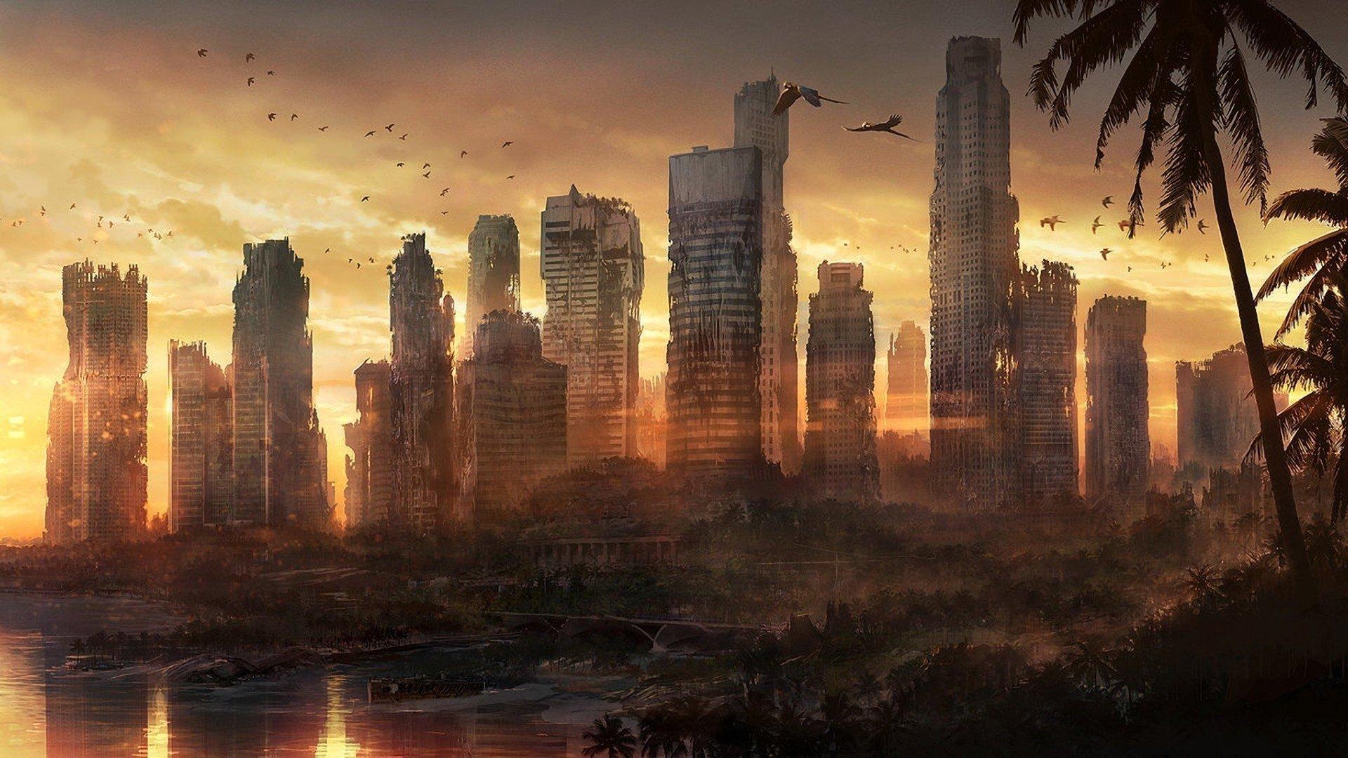 378 Escenario Apocalíptico Fondos De Pantalla Hd Fondos De