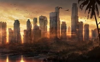 Sci Fi - Post Apocalyptic Wallpapers and Backgrounds ID : 414068