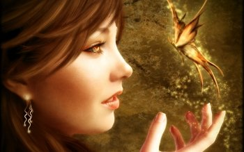 Fantasy - Women Wallpapers and Backgrounds ID : 414162