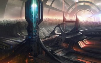 Sci Fi - City Wallpapers and Backgrounds ID : 414282
