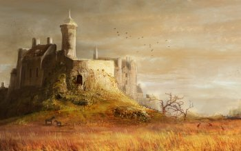 Fantasy - Castello Wallpapers and Backgrounds ID : 414458