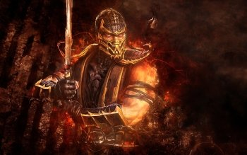 Video Game - Mortal Kombat Wallpapers and Backgrounds ID : 414546