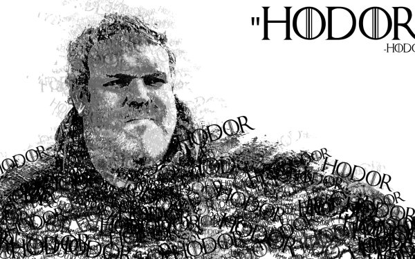 TV Show Game Of Thrones Hodor HD Wallpaper | Background Image