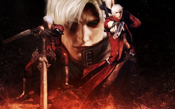 Video Game Devil May Cry 2 Devil May Cry HD Wallpaper   Background Image