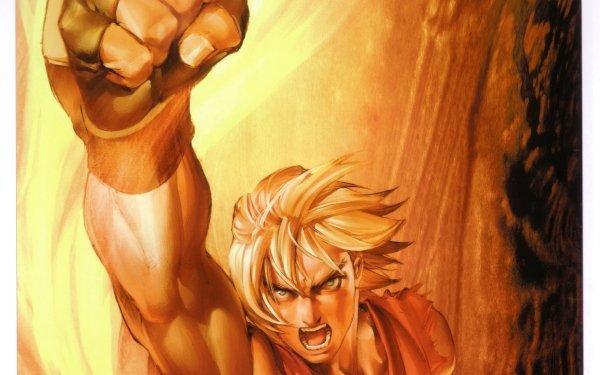 Video Game Street Fighter Ken Masters HD Wallpaper | Background Image