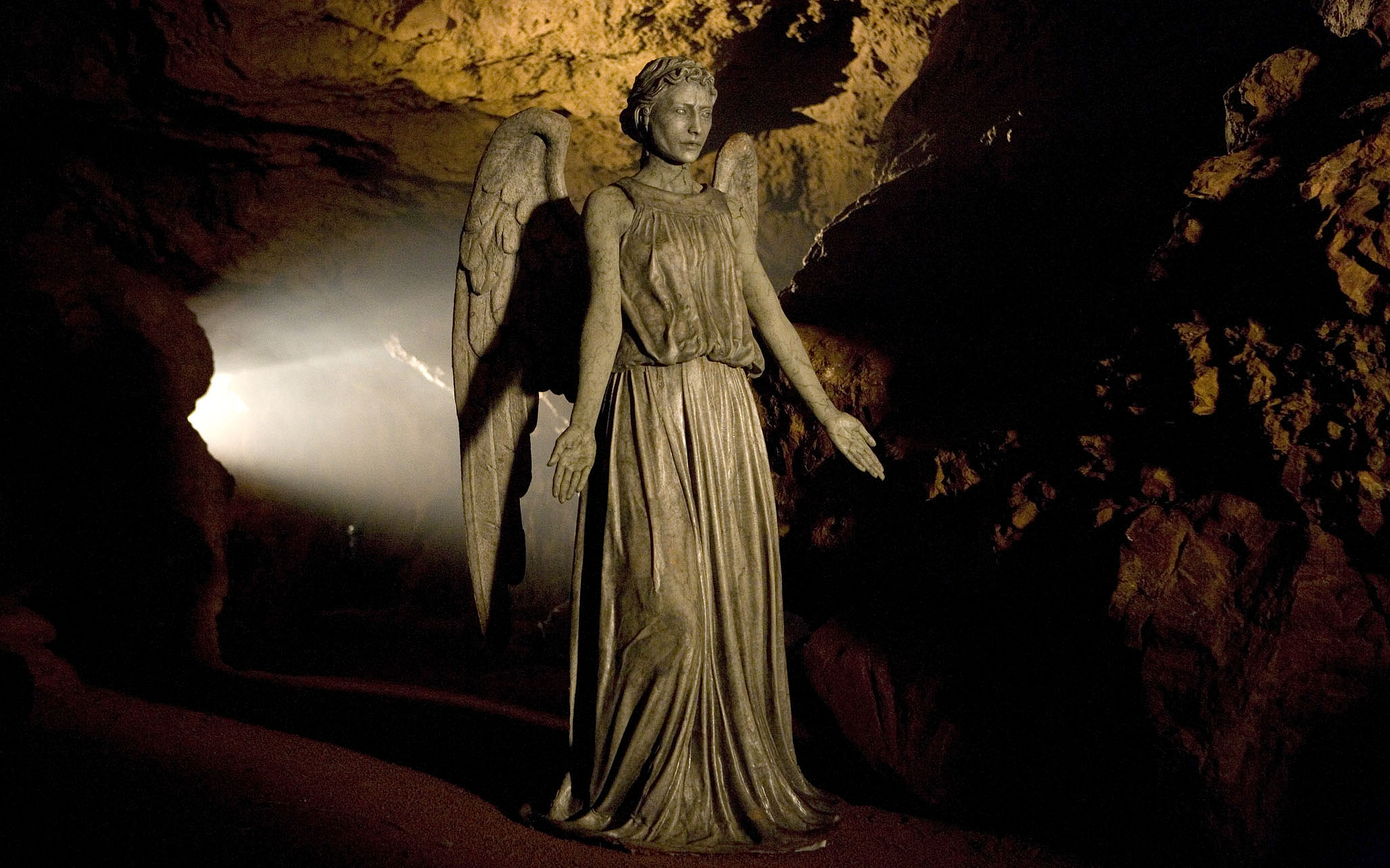 weeping angels wallpaper 1105398
