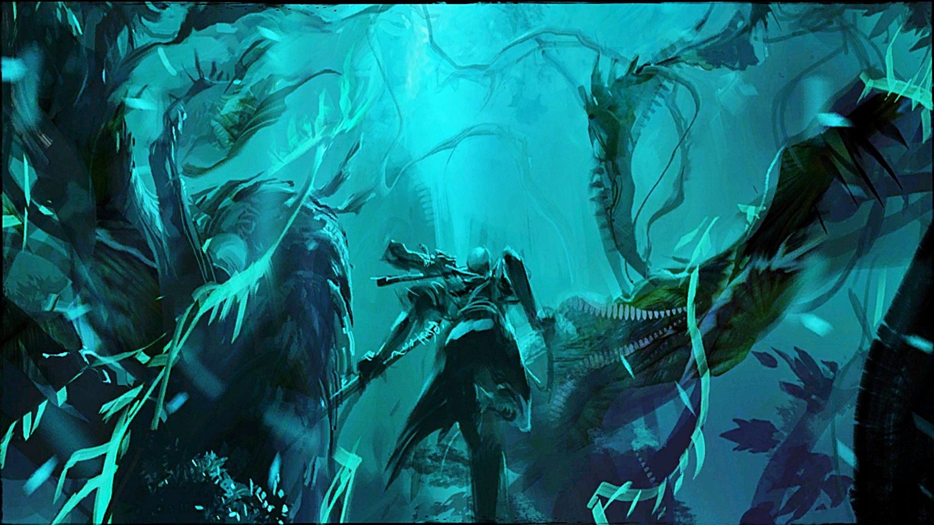 Guild Wars 2 story HD Wallpaper   Background Image ...