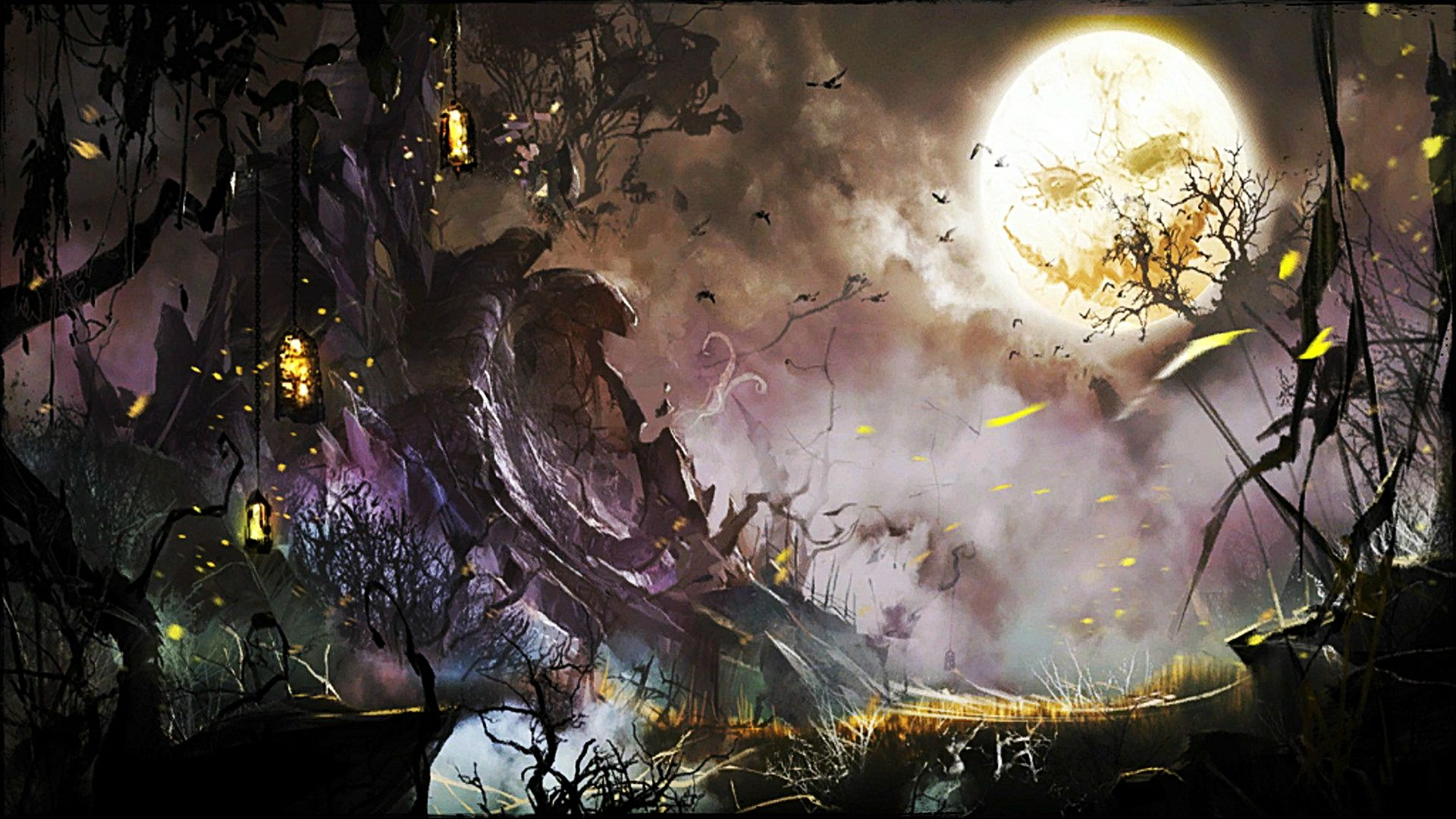 mad king 39 s labyrinth computer wallpapers desktop