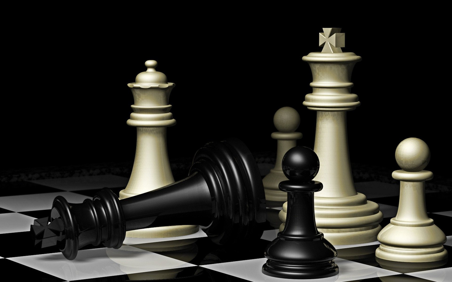 Chess Full HD Wallpaper And Background Image