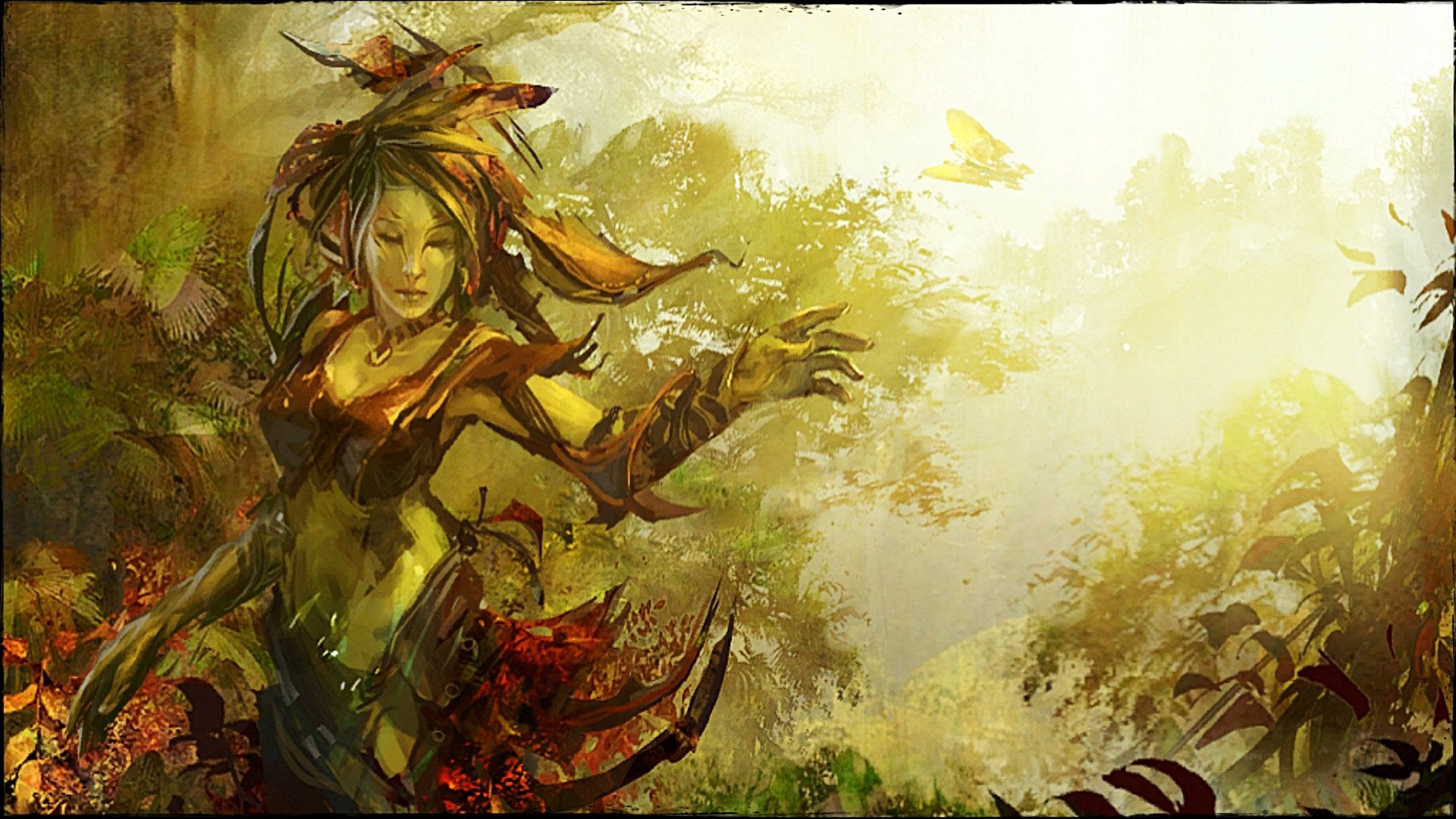Guild Wars 2 Full Hd Wallpaper And Background Image: After The Storm HD Wallpaper