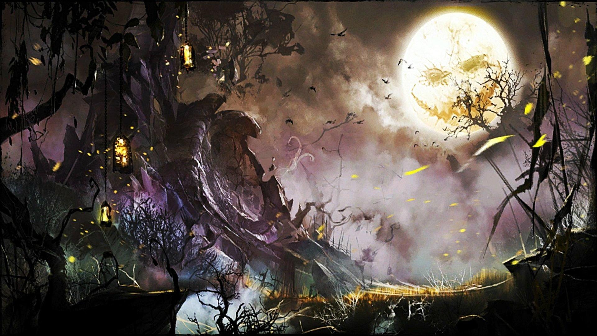 Guild Wars 2 Video Games Charr Wallpapers Hd Desktop: Mad King's Labyrinth HD Wallpaper