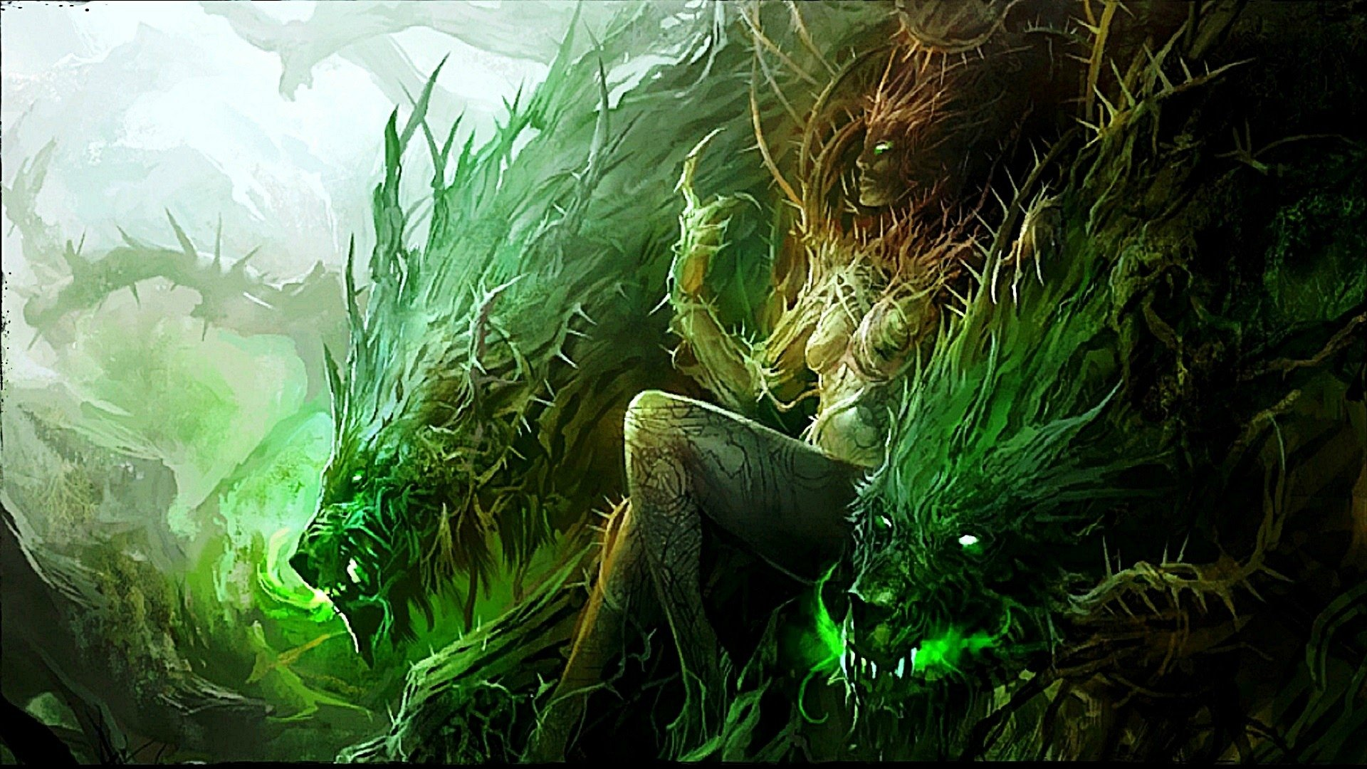 Guild Wars 2 Full Hd Wallpaper And Background Image: Twilight Arbor HD Wallpaper