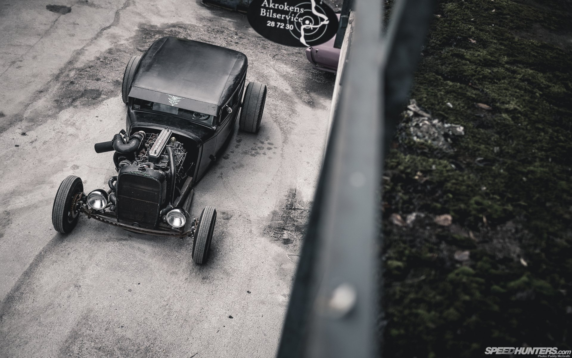 Ratrod Full HD Wallpaper And Background Image