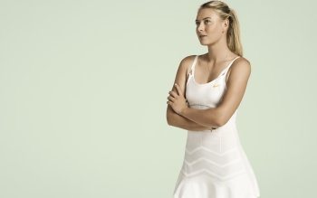 Sports - Maria Sharapova Wallpapers and Backgrounds ID : 415435