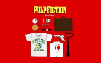 Films - Pulp Fiction Wallpapers and Backgrounds ID : 415464