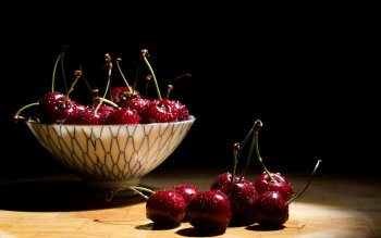 Food - Cherry Wallpapers and Backgrounds ID : 415972