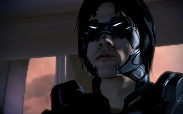Video Game Mass Effect 3 Mass Effect Kai Leng HD Wallpaper   Background Image