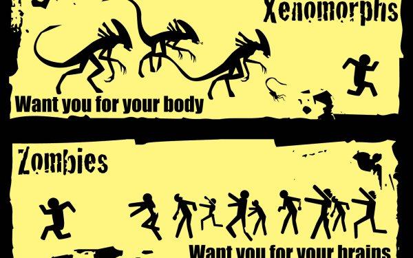 Humor Dark HD Wallpaper | Background Image
