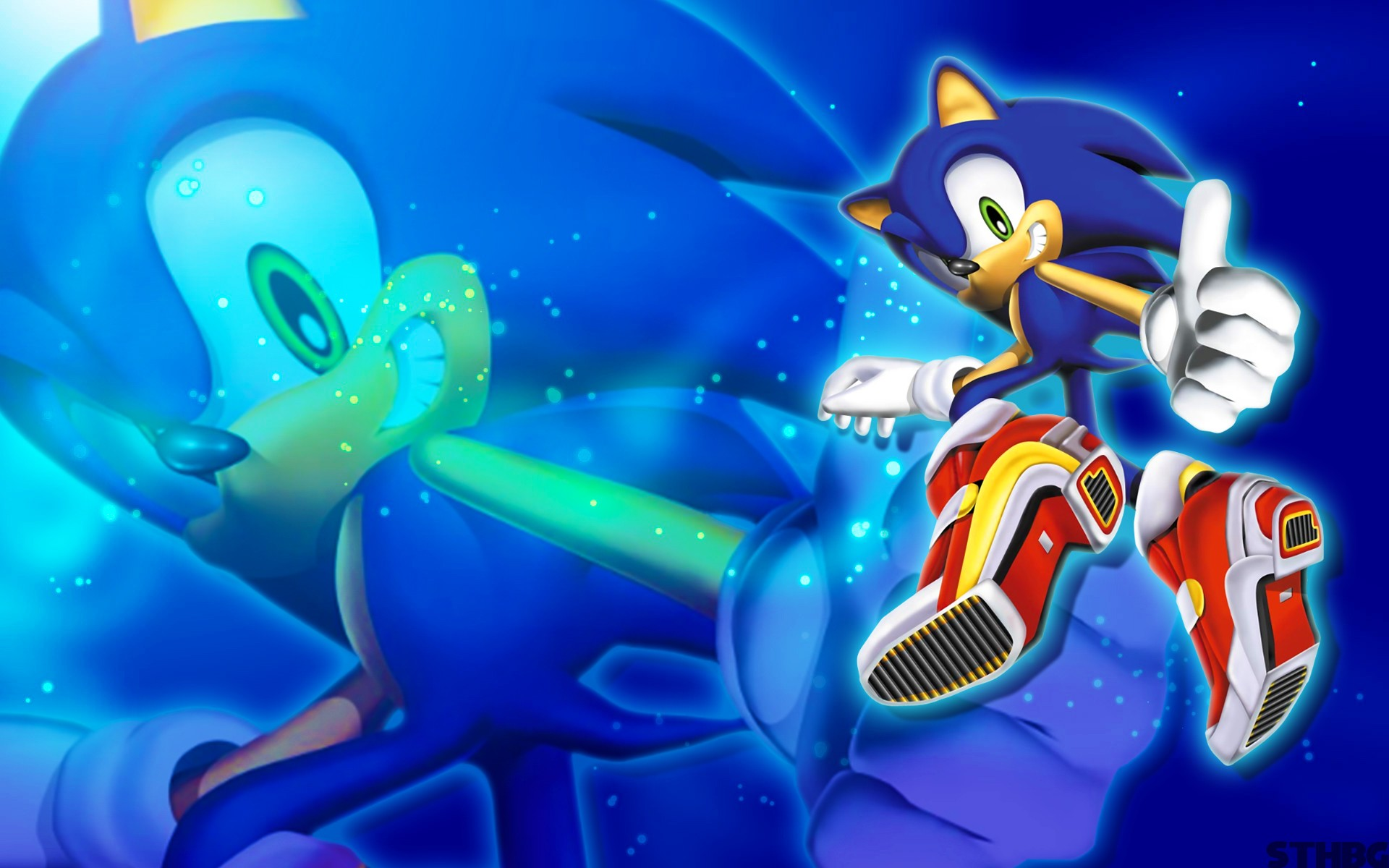Sonic Adventure 2 HD Wallpaper