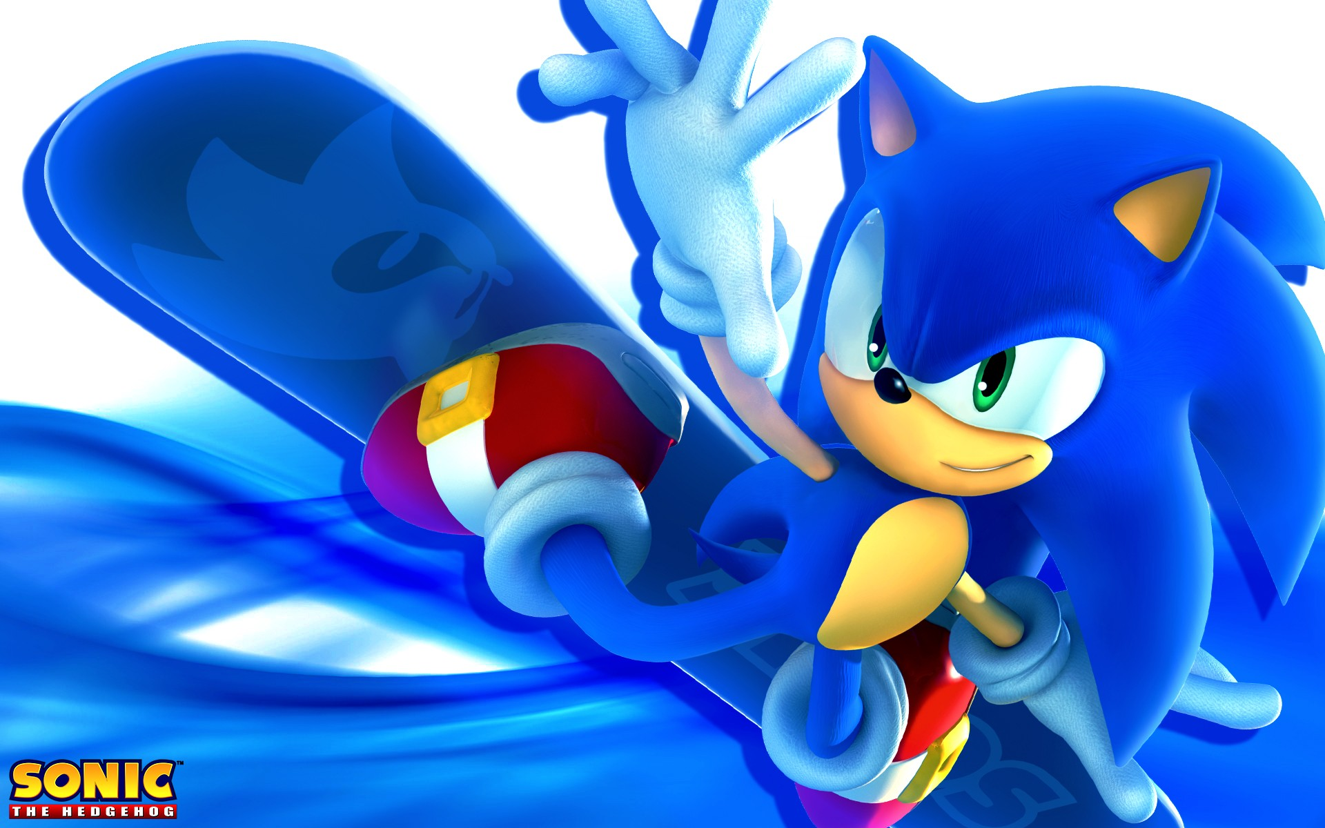 Sonic Desktop Wallpapers Group (84 )