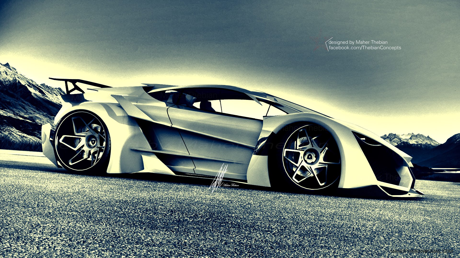 Etonnant Vehicles   Lamborghini Lamborghini Sinistr Wallpaper