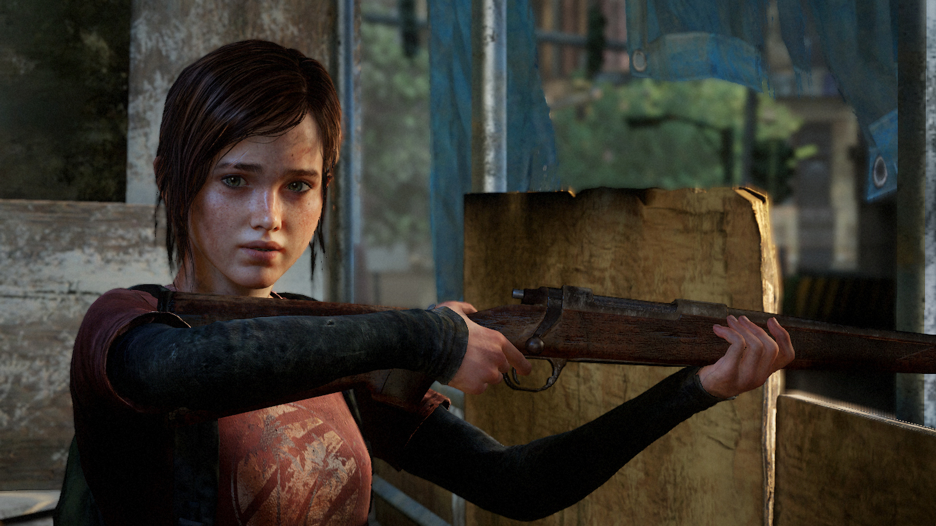 Ellie The Last Of Us Wallpaper: The Last Of Us HD Wallpaper
