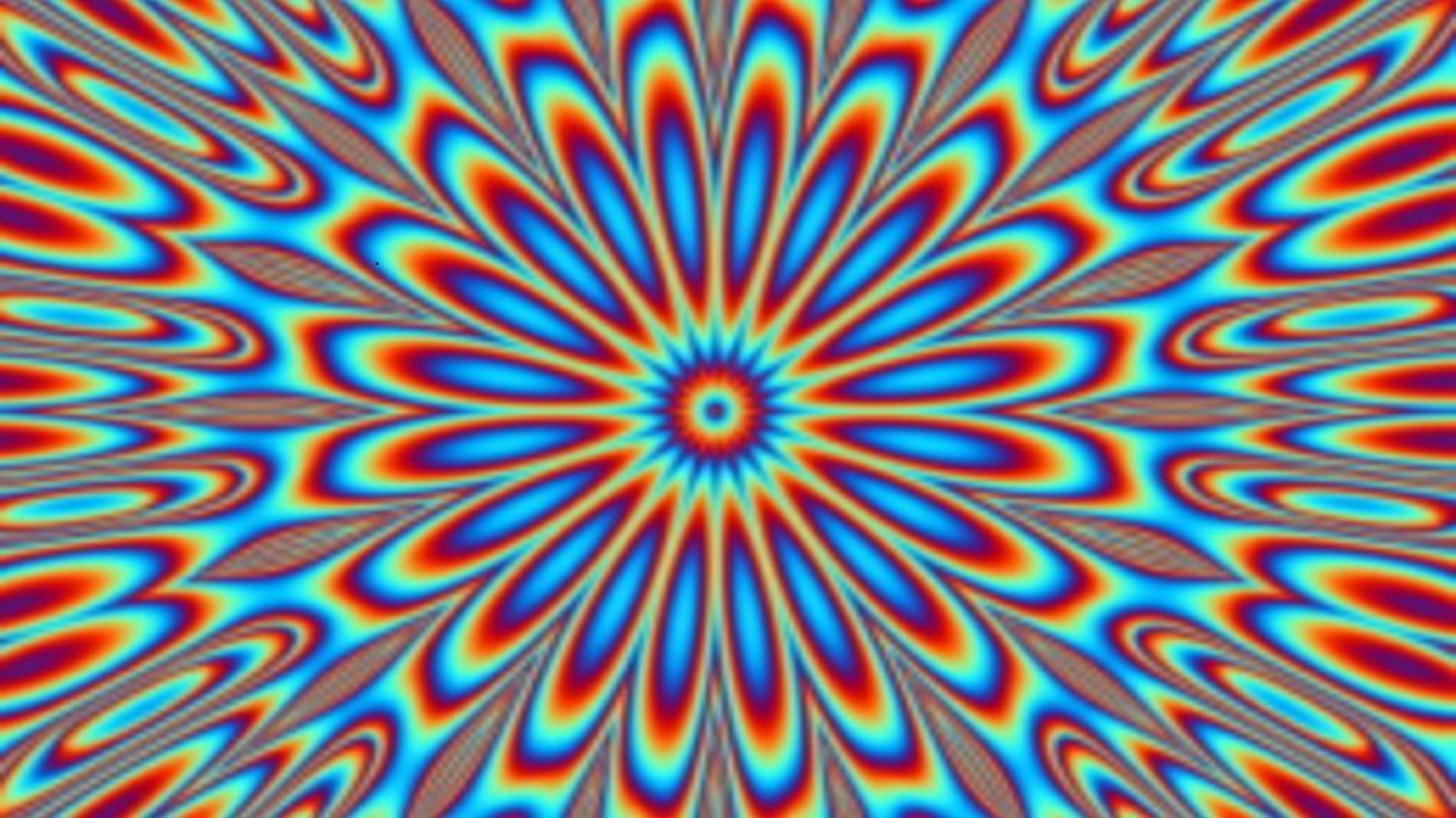 2 4K Ultra HD Psychedelic Wallpapers