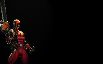 Comics - Deadpool Wallpapers and Backgrounds ID : 416662